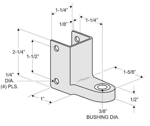 for 1 Restroom Partition Door /& 1-1//4 Pilaster Outswing Door Hardware Repair Pak