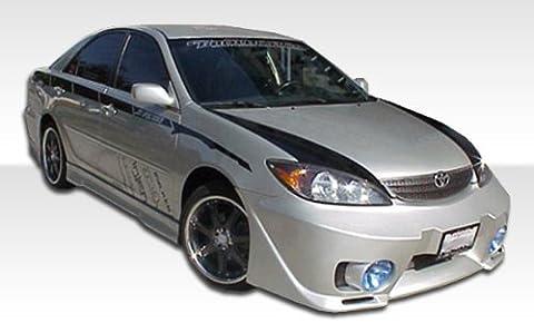 2002-2006 Toyota Camry Duraflex Evo 5 Kit- Includes Evo 5 Front Bumper (100397), Top Gear 2 Rear Bumper (100400), and Evo 5 Sideskirts (100398). - Duraflex Body - Evo 5 Duraflex Body