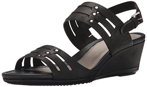 ECCO Women's Touch 45 Wedge Sandal