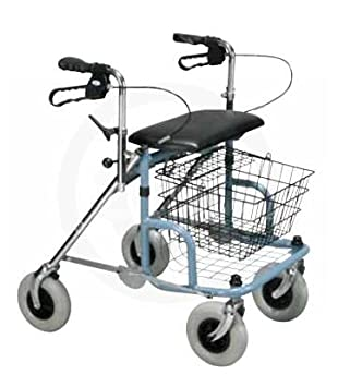 Amazon.com: Winnie Walker, Bariatric EXP – Andador de acero ...