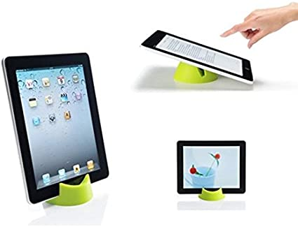 Amazon.com: Universal Rubber Tablet Pc Office Kitchen Stand ...