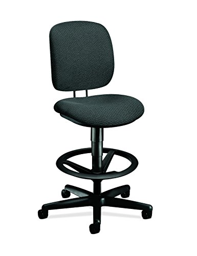 HON 5905AB12T Comfortask Task Swivel Stool, (Fits All Executive Conference Chair)