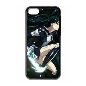 D.Gray-man iPhone 5c Cell Phone Case Black LMS3916550