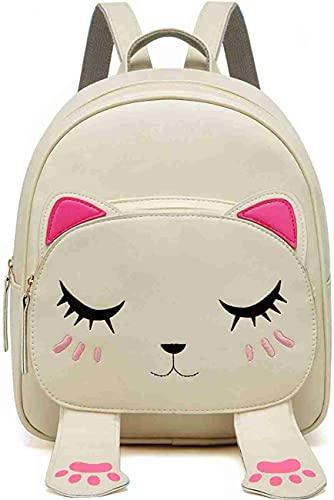 Bizarre Vogue 4 Ltrs, 22 cms Backpack (BV001204A_Beige)