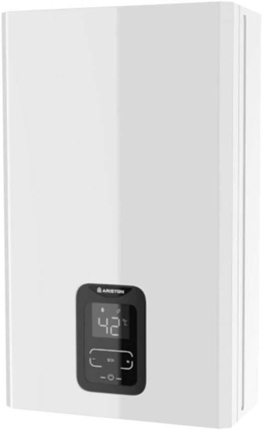 Ariston - Calentador Gas Natural 11 Litros Instantáneo Next Evo X 11 SFT - Cámara Estanca - Bajo NOx