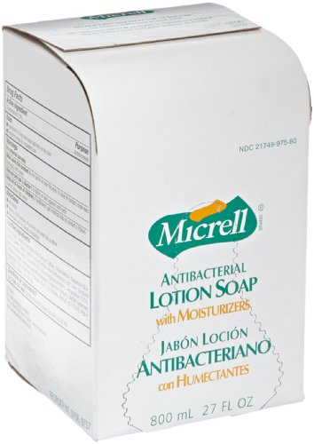 Micrell Antibacterial Lotion Liquid Soap Refill