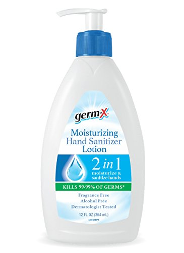Hand Sanitizer Lotion - 2