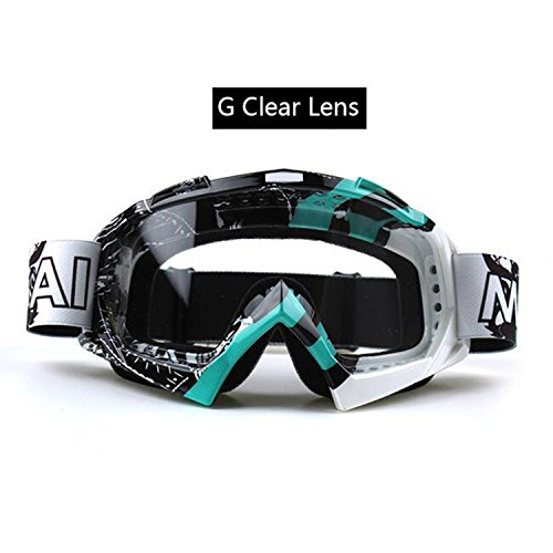 2007 Ski Boots (JapanX - Ski Goggles and Snow Goggles for Snowboard Goggles Snowmobile,Interchangeable Lens Magnetic Detachable Foam,UV400 Protection Anti-fog Design OTG Snow Goggles for Men Women (G Clear Lens))