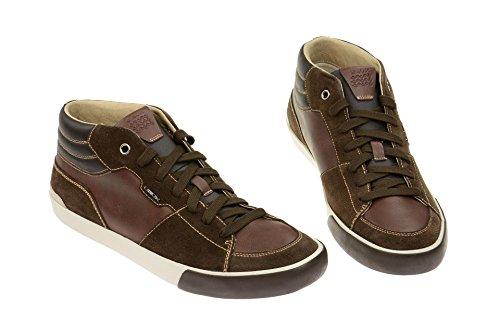 GeoxGeox Smart Stiefelette braun U54X2A - Pantuflas de caña alta Hombre Marrón - marrón