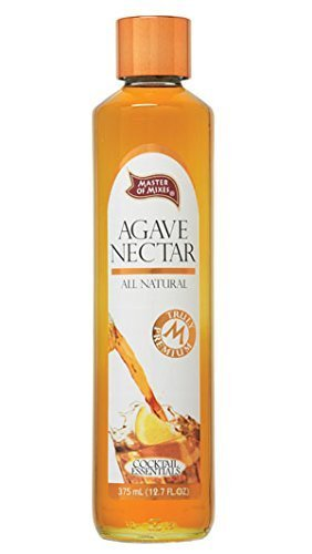 Cocktail Essential Agave Nectar, 19.6 Ounce -- 12 per case.