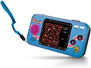 Console portátil My Arcade Gamer retrô Ms. Pac-Man Pocket Player Dreamgear DGUNL-3242 Azul