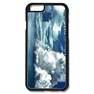 Generic Cloudy Sky Seaside Hard Cover For IPhone 6