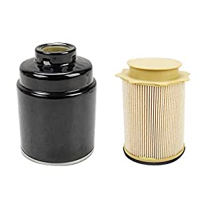 fuel filter water separator set fit for 2013 2017 dodge. Black Bedroom Furniture Sets. Home Design Ideas