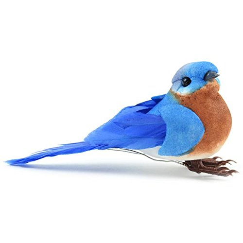 Touch of Nature 20552 Eastern Blue Bird, 3-1/2-Inch]()