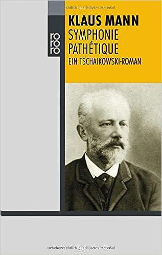 Klaus Mann: Symphonie Pathetique; Homo-Bücher alphabetisch nach Titeln