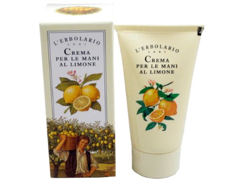 Lemon Hand Cream by L'Erbolario - Mail International Time Priority