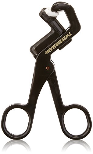 (Tweezerman Super Curl Eyelash Curler Black)