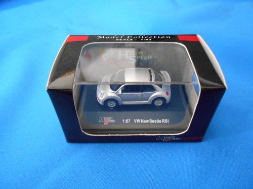 1/87 VW ニュービートルRSI(シルバー) 87KFB28S