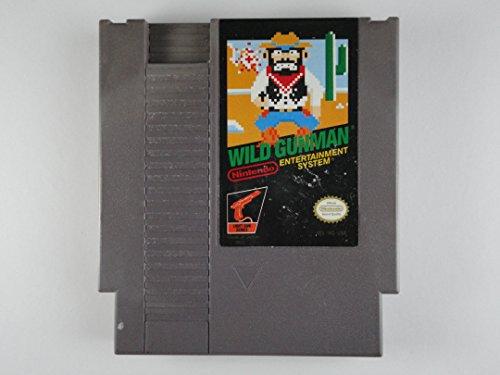 Nintendo Game WILD GUNMAN Zapper gun