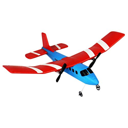ly Bear glider 2.4G 2CH RC Airplane Fixed Wing Plane Outdoor EPP (Fly Glider)