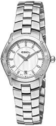 EBEL Women's 1216015 Sport Analog Display Swiss Quartz Silver Watch