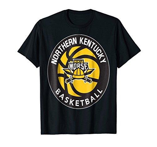 NKU Norse Basketball T Shirt Northern Kentucky University ()
