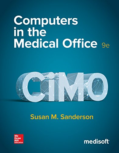 Download Computers in the Medical Office Pdf
