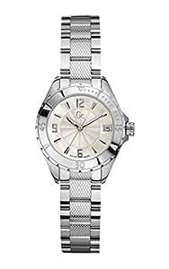 GC X68001L1S - Reloj de pulsera mujer, color plateado
