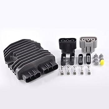 Honda 31600-HN2-013 Voltage Regulator Rectifier Trx500 Rubicon 2001-2004 Models