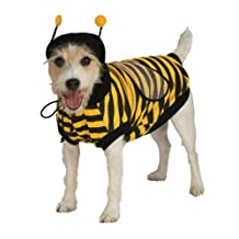 Rubie's Costume Co Bumble Bee Pet Costume, X-Large