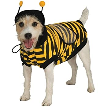 Rubieu0027s Bumble Bee Pet Costume X-Large  sc 1 st  Amazon.com : fish costume for dogs  - Germanpascual.Com