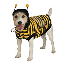 Rubie's Bumble Bee Pet Costume, Large