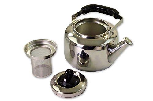 vintage whistling tea kettle - 6