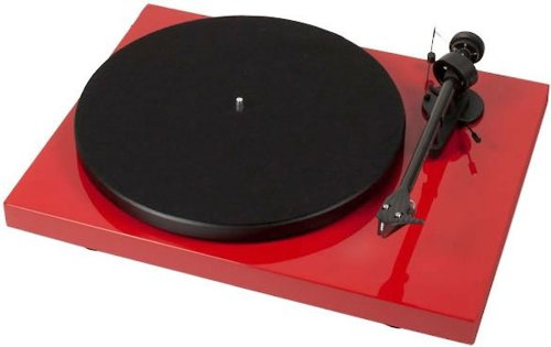 Pro-Ject Debut Carbon (Red), used for sale  Delivered anywhere in USA