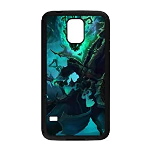 League of Legends Thresh Samsung Galaxy S5 Cell Phone Case Black GTF6329691345417