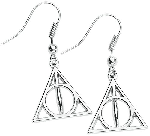 Official Harry Potter Jewellery Deathly Hallows - Uk Card Amazon Gift