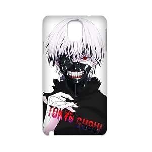 RAROFU Favorite cartoon Tokyo Ghoul Custom Case for Samsung Galaxy Note 3 N9000 3D
