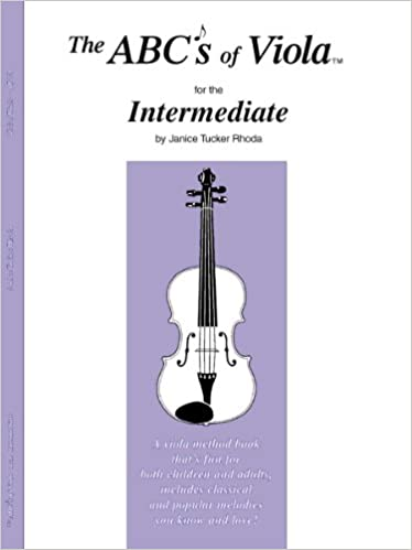 Amazon.com: The ABCs of Viola for the Intermediate, Book 2 ...