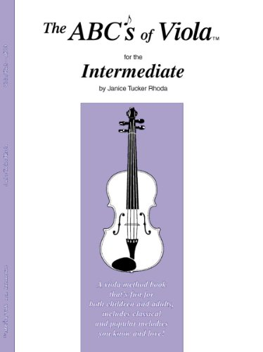 (The ABCs of Viola for the Intermediate, Book 2)