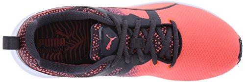 889178805378 - PUMA Women's Pulse XT Graphic 2 Running Sneaker, Fluorescent Peach/Periscope, 9 B US carousel main 7