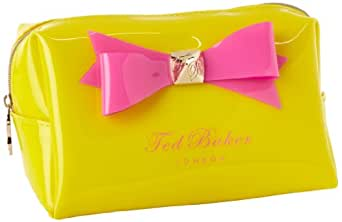 Ted Baker Kalipso Travel Kit,Bright Yellow,One Size