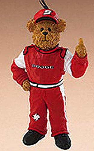Boyds Bearstones NASCAR Teddy Bear Ornament Kasey Kahne #9 Boyd Bearstone Bears