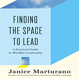 Finding the Space to Lead Hörbuch