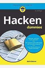 Hacken für Dummies (FÜr Dummies) (German Edition) Kindle Edition