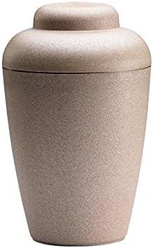 Urna Biodegradable cremación cenizas - para adulto - respetuoso ...