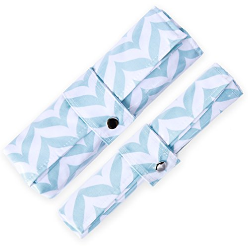 Diaper Changing Pad - Waterproof, Wipeable & Washable - Quilted Padding