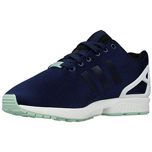 Adidas Niedrig-Top Unisex-Erwachsene Zx Flux Niedrig-Top Adidas Blau (New Navy/New Navy/Running Weiß) 7e20dd