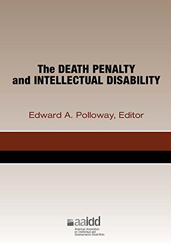 The Death Penalty and Intellectual Disability