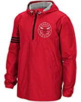 "Chicago Bulls Adidas NBA Poly Woven ""Tip Off"" Lightweight Jacket"