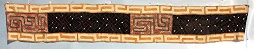 African Kuba Cloth (Item 359 L)